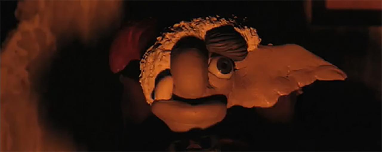 Tinsel, the Wee Christmas Goblin
